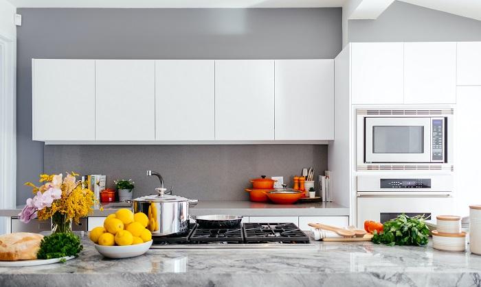 Male kuchyne a umiestnenie spotrebičov