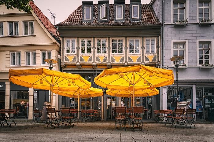 Otvorenie reštaurácie a jeho priebeh