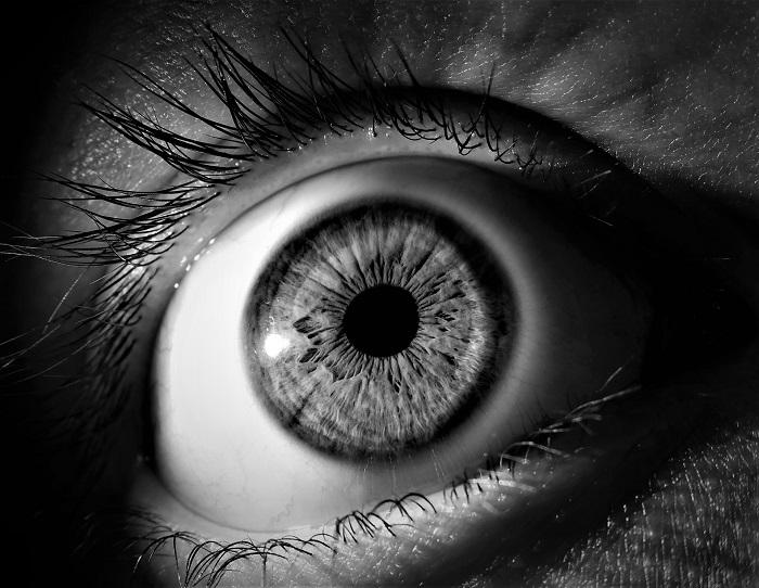 Test zraku kedysi a dnes