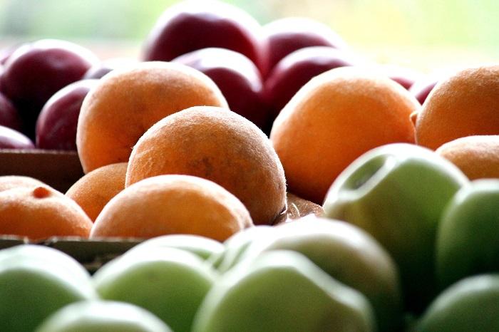 Sušené ovocie do jogurtov