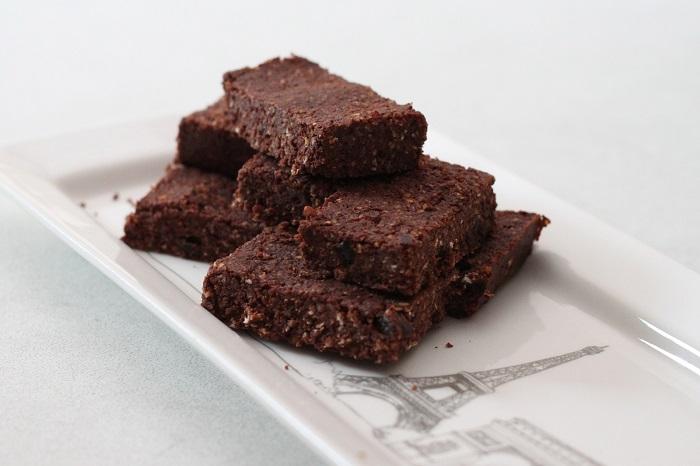 Fazulove brownies a jeho chuť